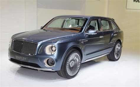 Bentley Exp 9 F Concept First Look 2012 Geneva Motor