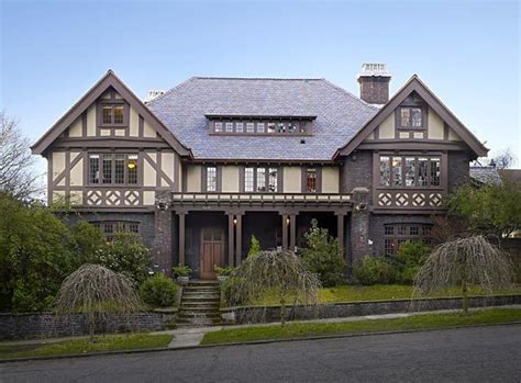 design 21st century revival tudor style homes