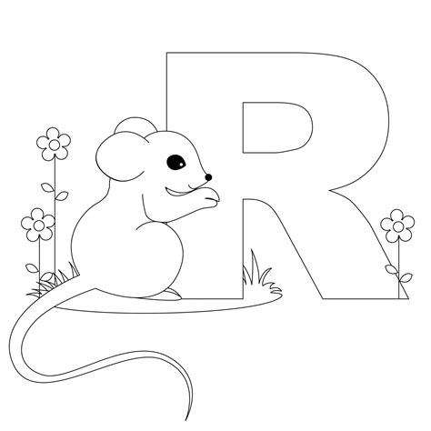 Free Printable Alphabet Letters To Color | free printable alphabet coloring pages for kids best