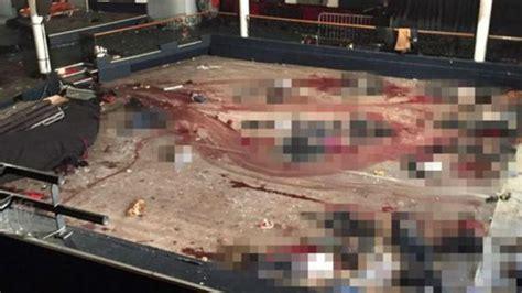 imagenes impactantes bataclan dentro de la sala del terror la foto que ilustra el ba 241 o