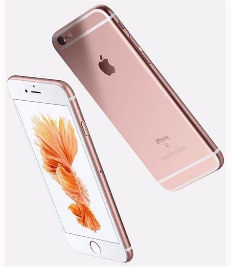Iphone 6 S 16gb Rosegold celulares apple iphone 6s 16gb rosa gold nuevos