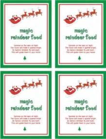 Printable reindeer food poem christmas pinterest reindeer food