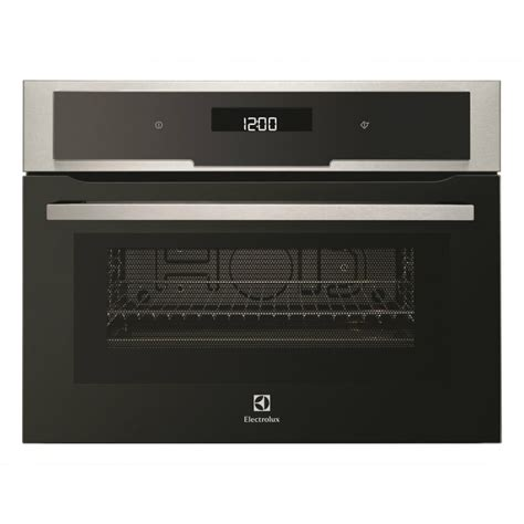 Microwave Electrolux electrolux evy6800aax compact built in combi microwave