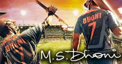 dhoni biography movie trailer ms dhoni the untold story actors and their roles sportzwiki