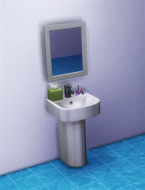 mod bathrooms bathroom sink clutter decorative slots by ignorantbliss at