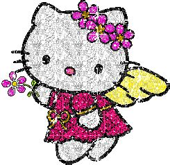 wallpaper hello kitty glitter kitty stripes iphone wallpaper make
