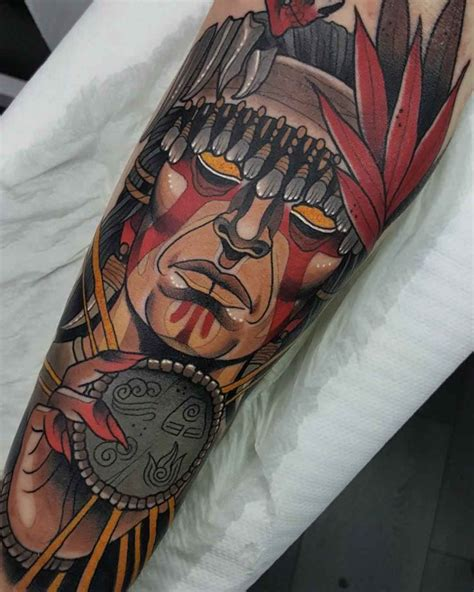 shaman tattoo list of synonyms and antonyms of the word shaman tattoos