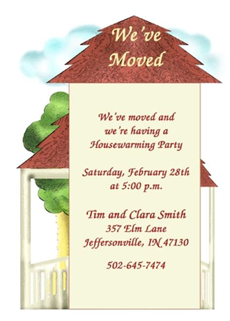 invitation cards designs for house warming creative house warming invitation designs