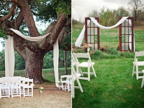 April Wedding Ideas by Outdoor Wedding Ceremony Ideas