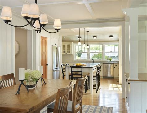 White Kitchen Lighting Farmhouse Kitchen Lighting Ideas Dining Room Farmhouse With Wall With Windows Pendant Light Wall