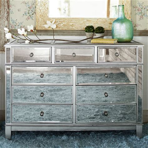 Hayworth Mirrored Dresser by Hayworth Mirrored Silver Dresser Pier 1 Imports