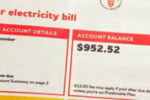 australian consumer law section 54 93 year old pensioner charged double power usage for three