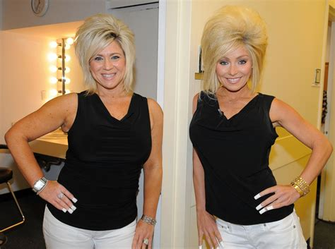 tressa caputo mom looks like image gallery kelly ripa halloween