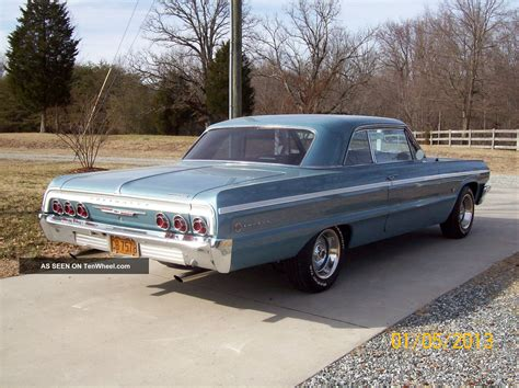 1964 chevy impala 1964 chevy impala for sale in california html autos post