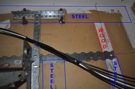 Garage Door Not Going Garage Door Torsion Relocation Project Status