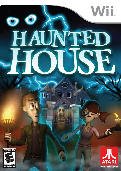 haunted house games haunted house nintendo wii game