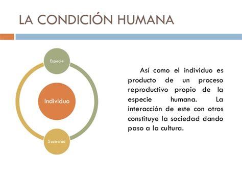la condicion humana la condici 243 n humana