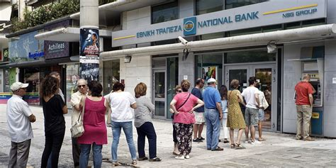 greece banks greece will banks amid fear of financial collapse