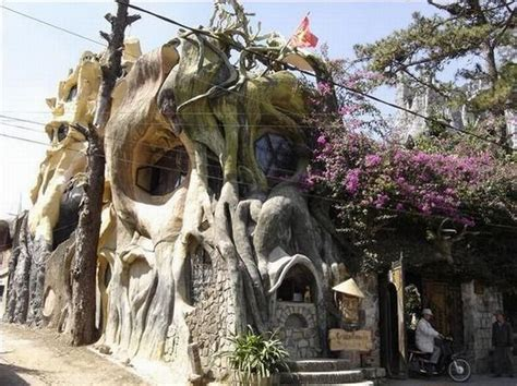 crazy houses crazy house in vietnam the strangest houses in the world