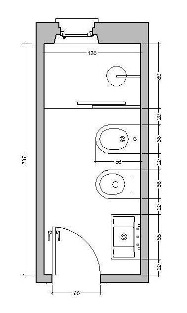 disegni di bagni piccoli risultati immagini per configurazione bagni piccoli