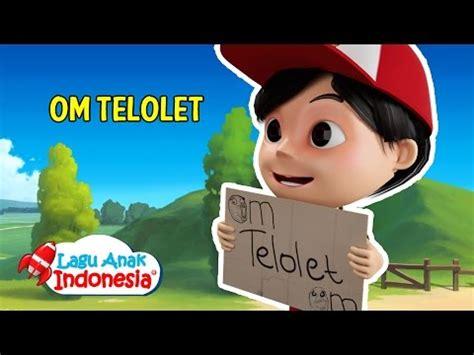 Telolet Anak om telolet dangdut lagu anak indonesia