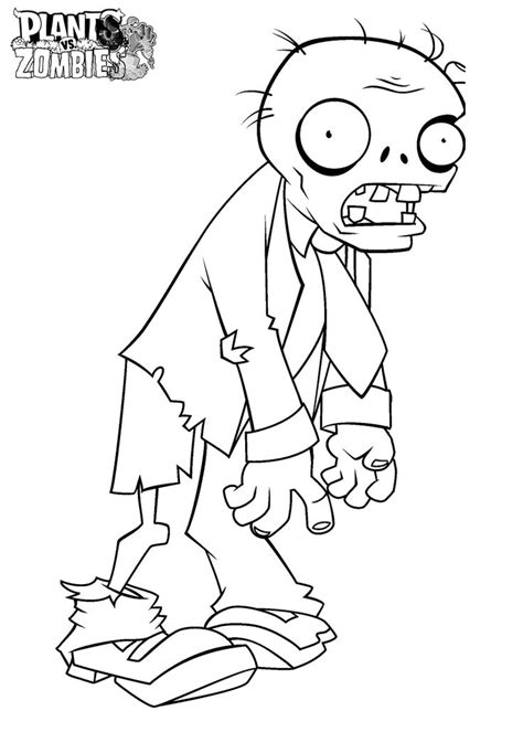 Free Coloring Pages Plants Vs Zombies coloring pages coloring pages for and plants vs zombies on
