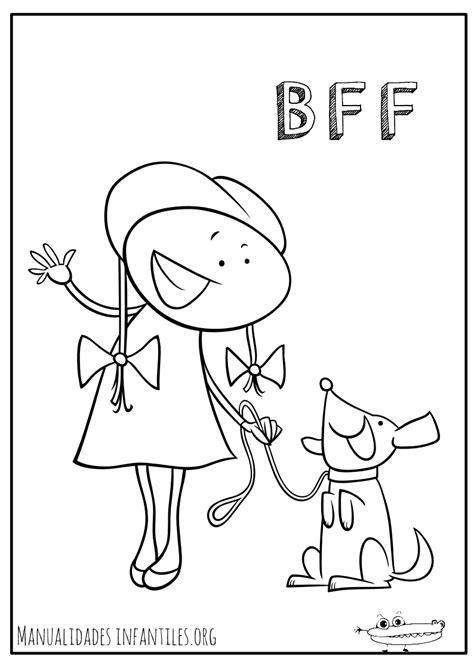 imagenes para amigas para dibujar mejores amigas dibujos dibujo mejores amigas resultado