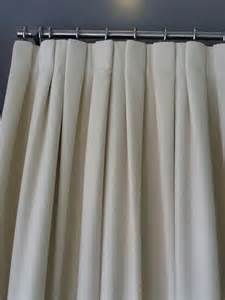 Box Pleat Curtains Inverted Pleat Variation Window Coverings