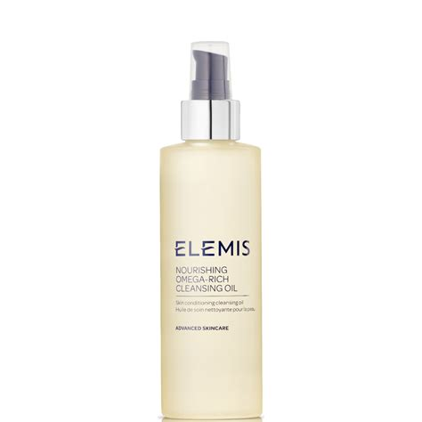 Elemis Detox Products by Elemis Nourishing Omega Rich Cleansing 195ml Health