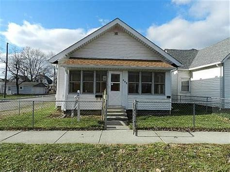 Homes For Sale Indiana by 434 S St Indianapolis Indiana 46222 Foreclosed Home Information Foreclosure Homes