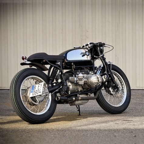 Bmw Motorrad Classic by Customizing A Classic Crd S Bmw R80st Bike Exif