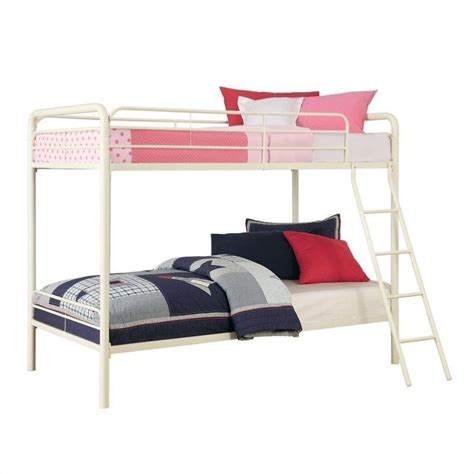 white metal twin bed twin white metal bed canada