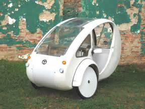 the a half bike half car solar and pedal powered