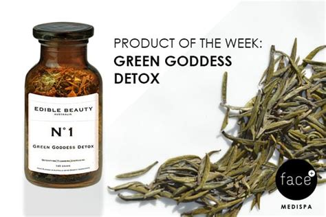 Goddess Detox by Product Of The Week Green Goddess Detox Plus