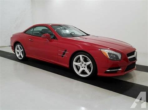Mercedes 550 Sl For Sale by 2013 Mercedes Sl Class Sl 550 Sl 550 2dr Convertible