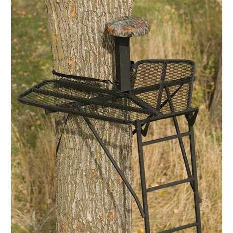 Swivel Tree Stand - big 174 the ultra view ladder tree stand 193070