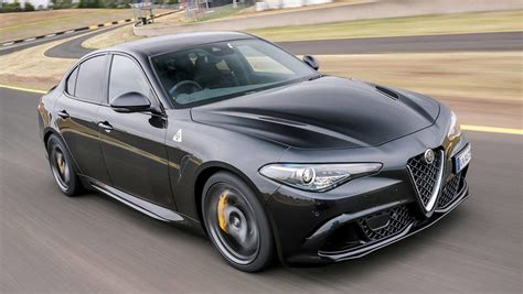 Alfa Romeo Guilia by Alfa Romeo Giulia Qv 2017 Review Australian Track