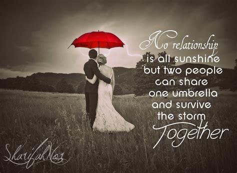 Wedding Umbrella Quotes by Getting Through The Quotes Quotesgram