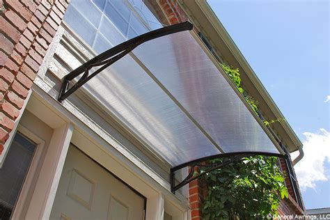awning and canopy pc900 series economy door canopy