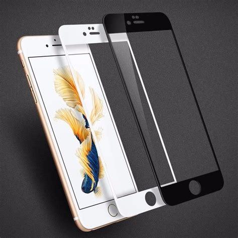 Soft Karakter 4d 360 Tempered Glass Layar I Limited pelicula vidro 3d tela inteira borda curva iphone 7 r