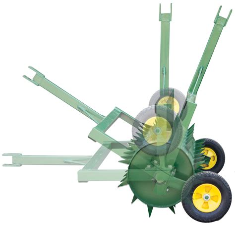 Spike Top 18 tow spike aerator msat36 maxim manufacturing