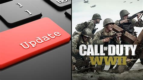Call Of Duty 25 patch notes for the june 25th call of duty wwii update