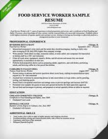Restaurant Waitress Resume by Restaurant Resume Sles Best Resume Exle