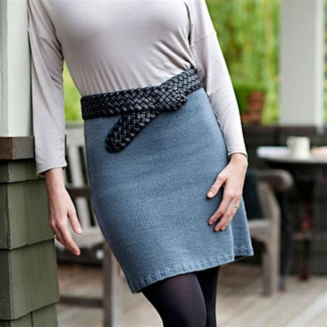 knit skirt pattern easy simple skirt pattern skirts yarns and knits