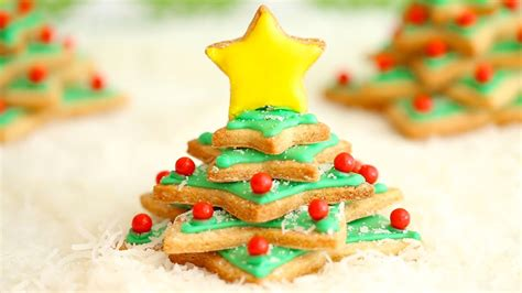 irish shortbread christmas tree cookies ultimate cookie