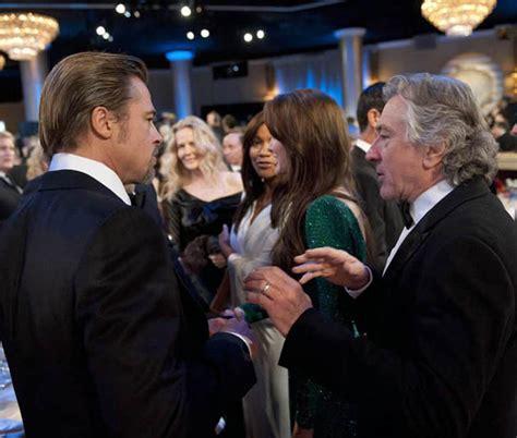 With Brad Pitt And Robert De Niro Justin Bieber Potential Golden Globes Target Left