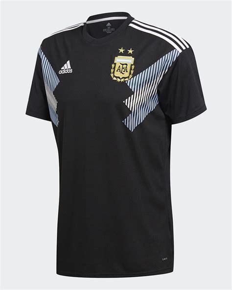 camiseta alternativa adidas de argentina mundial 2018 mdg
