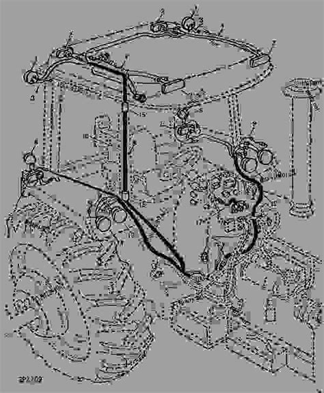 deere 4440 tractor wiring get free image about