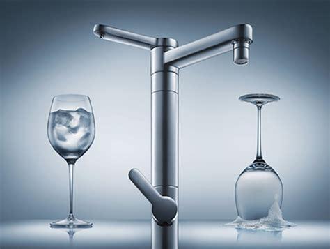 high tech kitchen sink faucets