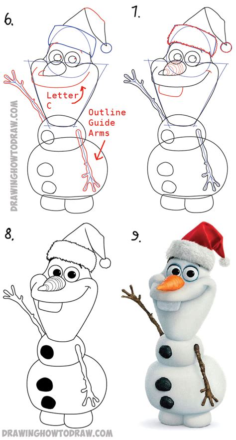 christmas pictures step by step how to draw a santa claus hat www imgkid the image kid has it